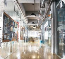 唐人设计学校教室