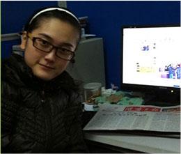 唐人平面设计培训学员