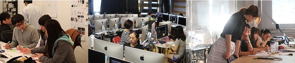 唐人设计教育武汉3d建模培训班学校环境
