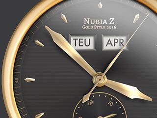 唐人设计ui培训时钟图标设计